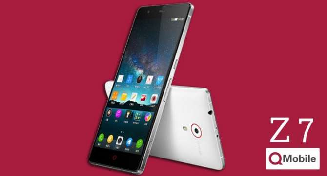 Qmobile Noir Z7: slimmest smartphone with affordable price