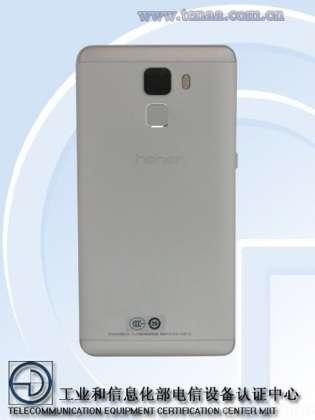 Huawei Honor 7 specs confirmed by leaked screenshot