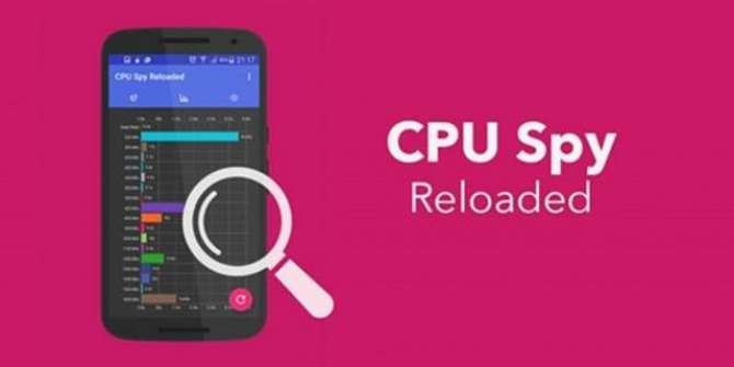 CPU Spy Reloaded helps identify overheating and battery drain