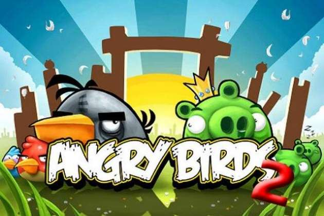 Angry Birds 2 Andriod Application