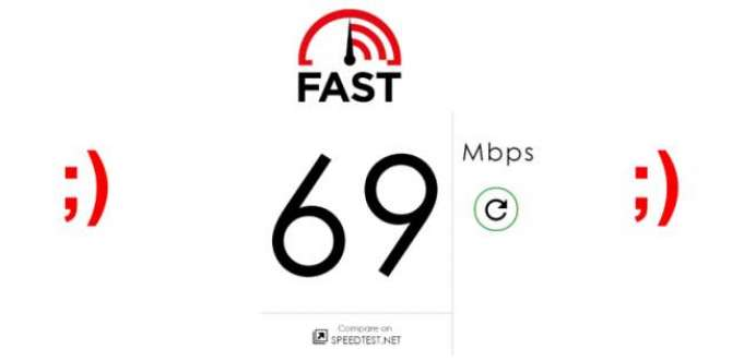 Netflix just launched the simplest internet speed test ever