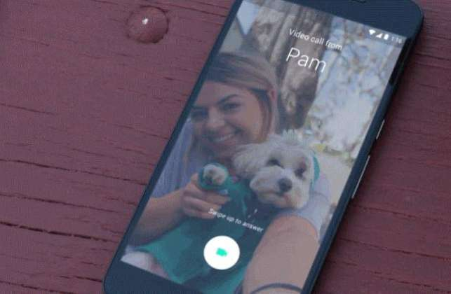 Google Duo is a video chatting app