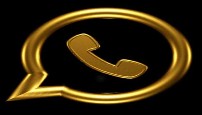 Did you upgrade your WhatsApp to WhatsApp Gold
