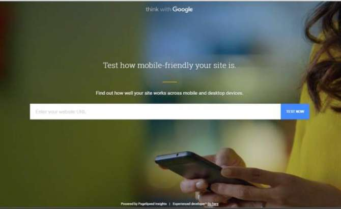 Google new tool helps test your website speed and mobile friendliness