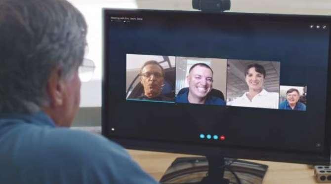 Microsoft's new Skype Meetings tool