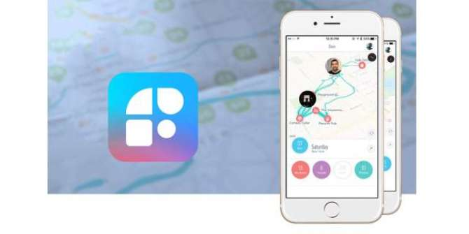 Fabric is a magical journal that automatically keeps track of your life