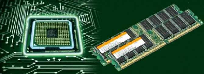Processor or ram boost speed