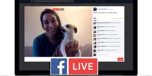 Facebook now lets you go Live from computer