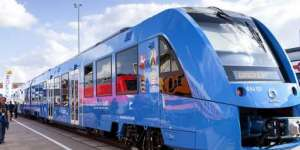 World First Hydrogen Powered Passenger Train Completes Test Run