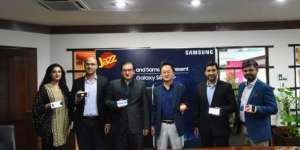 Samsung Jazz Partners for Galaxy S8 and S8 plus sales