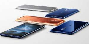 Nokia 8 announced with dual site technology