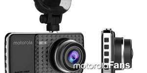 New Motorola dash camera coming with 4 inch touchscreen and 99 dollar price