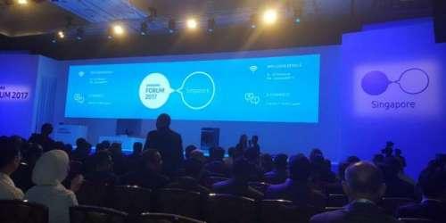سام سنگ الیکٹرانکس MENA Forum 2017 ..