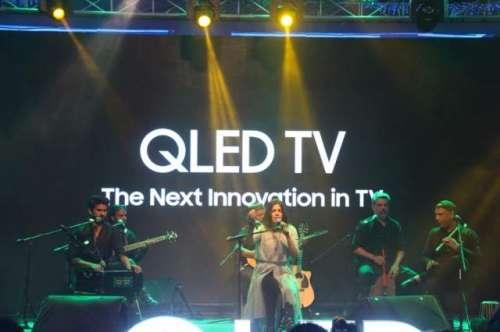 سام سنگ نے پاکستان میں QLED TVکی ..