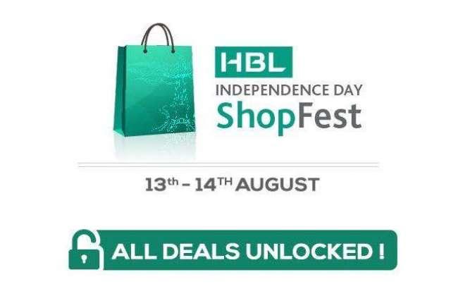 HBL - HBL and Daraz.pk bring you, HBL ShopFest