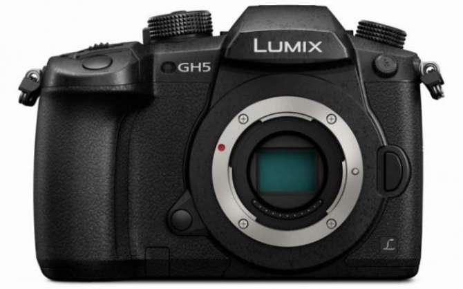 Panasonic announces flagship GH5 Micro Four Thirds camera