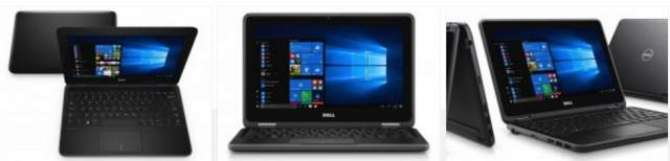 Dell introduces two 2 in 1 laptops for schools