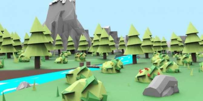 Google's new Blocks app lets anyone create 3D models for VR
