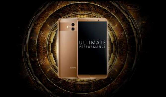 Huawei Mate 10 comes with QHD screen
