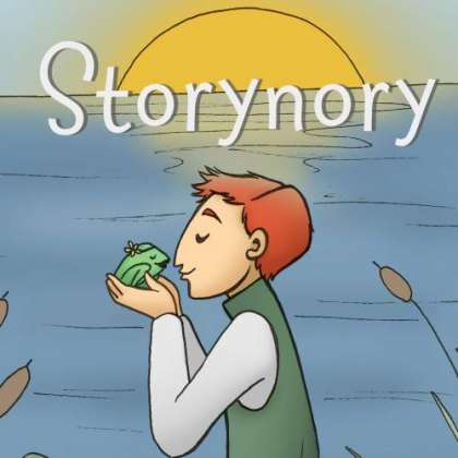 Storynory website for audio book