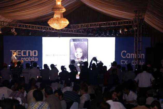 Camon CX & Camon CX Air Make A Marvelous Entry In A Grand Ceremony In Lahore