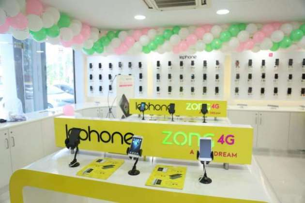 Zong Launches the Most Affordable Line of 4G handsets