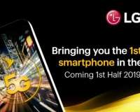 LG to introduce 5G smartphone in US by H1 2019