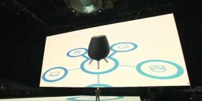 Samsung Debuts Its Galaxy Home Bixby Powered Speaker