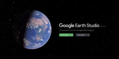 Google Introduces Google Earth Studio For Creating Video