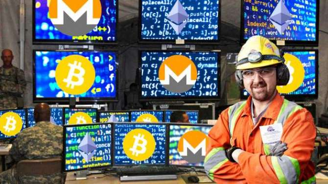 Hackers hide cryptocurrency mining malware in Windows installation files
