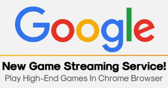Google Launches Its Game Streaming Service