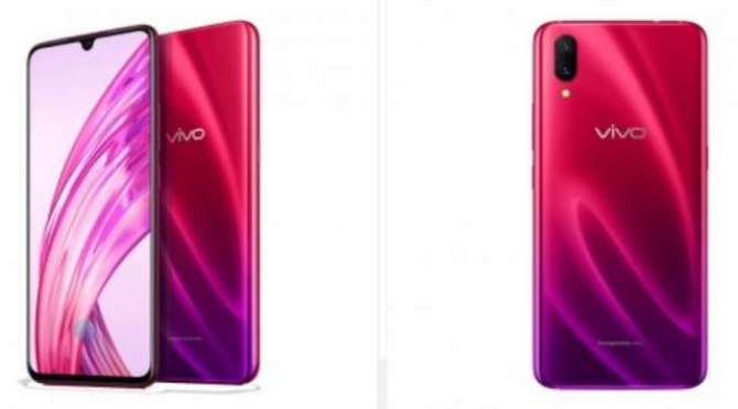 vivo X23 is official with in display fingerprint scanner