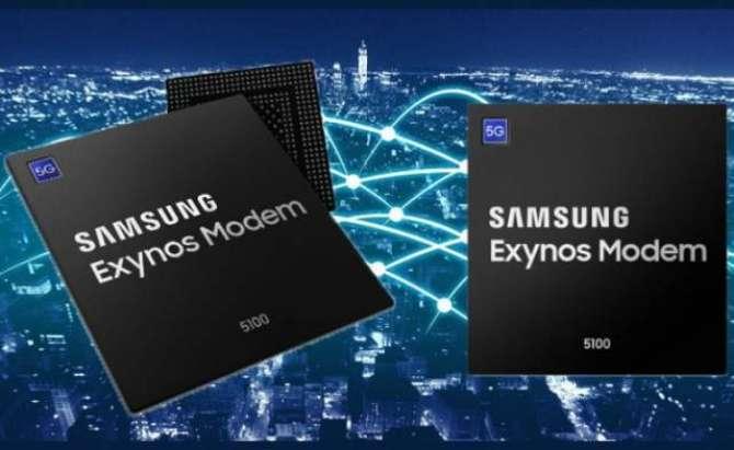 Samsung announces world first 5G modem the Exynos 5100