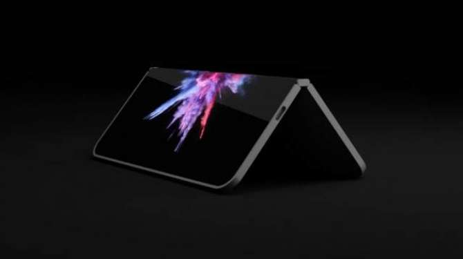Microsoft's foldable smartphone Andromeda to come in 2019