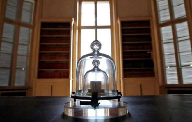 The Kilogram is finally being completely redefined