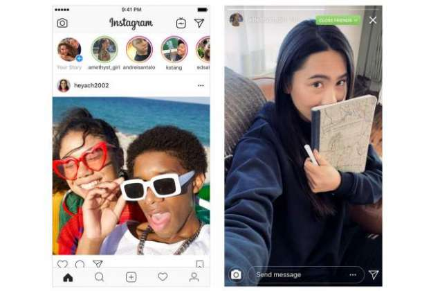 Instagram's 'Close Friends' feature lets you keep Stories private