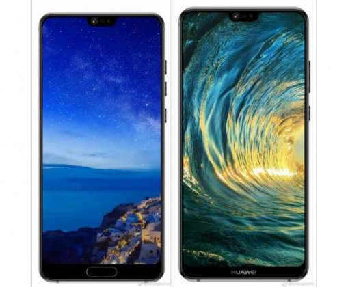 Huawei P20, P20 Pro, and P20 Lite prices leak