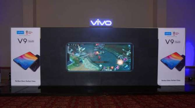Vivo V9 Youth Media Launch Event