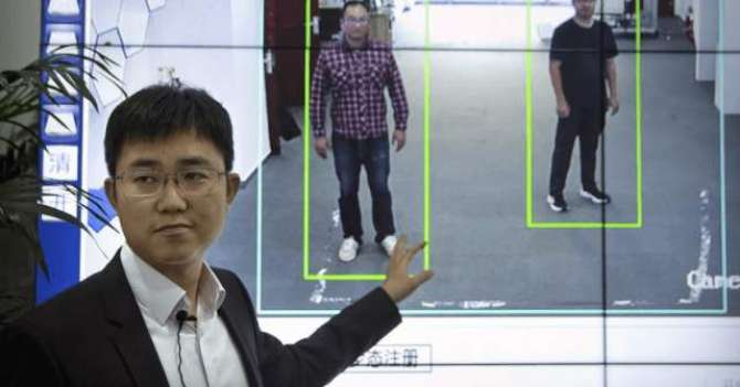 China has a new surveillance tool that identifies citizens by how they walk