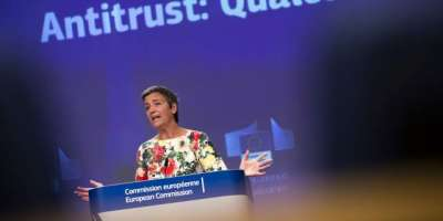 Qualcomm Fined €242 Million In European Antitrust Case
