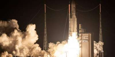 France Is Creating A Space Command To Defend Its Satellites