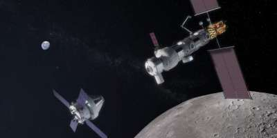 Japan Is Going To Help NASA With The Development Of The Lunar Gateway