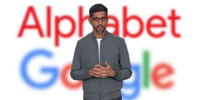Google Founders Larry Page And Sergey Brin Step Aside As Pichai Becomes Alphabet CEO