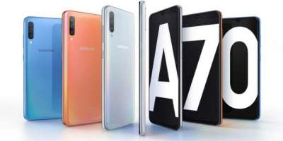 """Samsung Galaxy A70 Debuts With A 6.7"""" 20:9 Screen And A 32MP Triple Camera"""