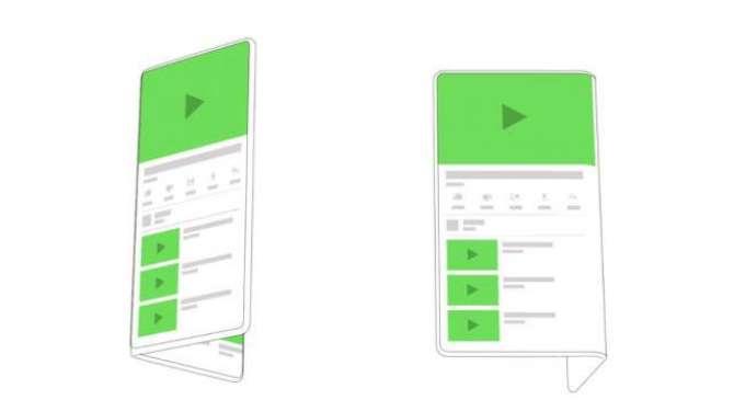 Foldable phone race heats up as Google enters the fold
