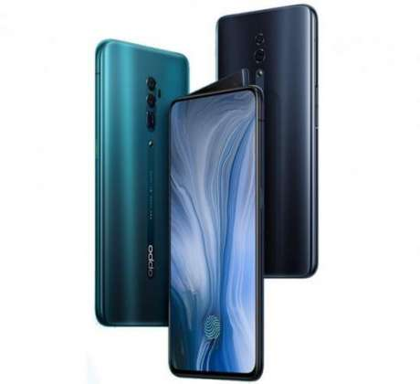 Oppo Reno and Reno 10x Zoom go official with shark fin-style selfie camera