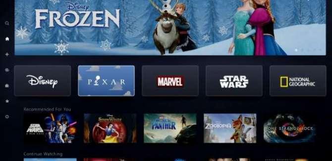 Disney+ app  launching on November 12th