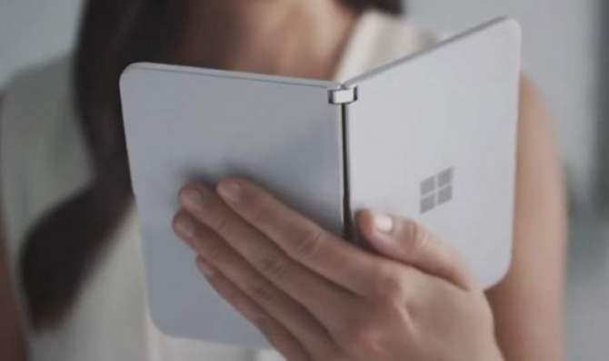 Microsoft announces Surface Duo - a foldable Android phone with two screens