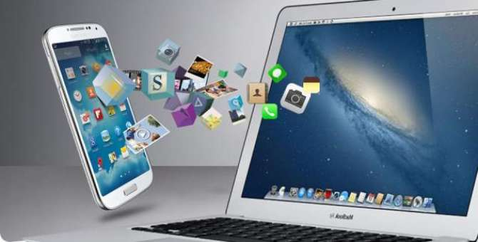 How to send files, links, and text from your phone to your desktop