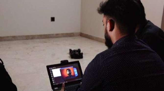 Karachi students build a device that moves cars through eye movement